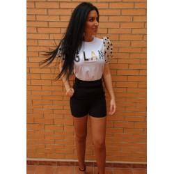Camiseta Glam